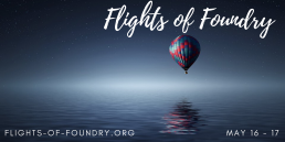 Flights of Foundry, May 16-17, 2020
