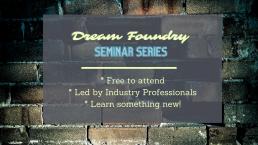 Online seminars from Dream Foundry